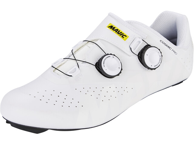 Mavic Cosmic Pro Shoes white/white/black